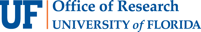 UF Office of Research logo