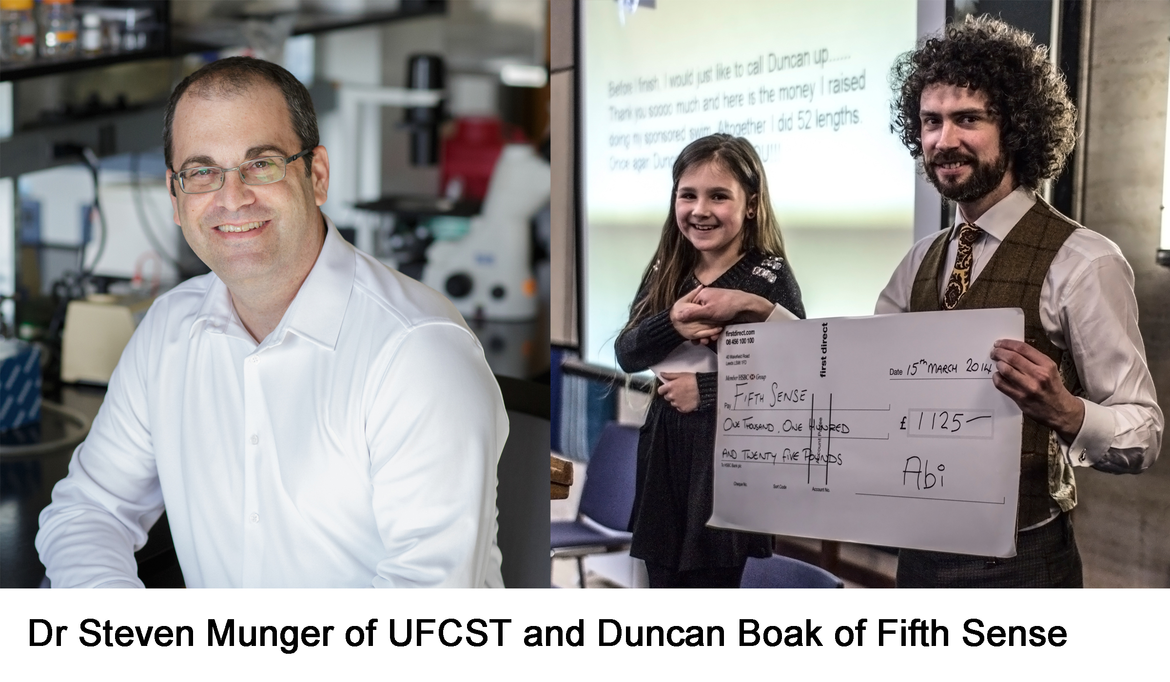 Steven Munger (UFCST) and Duncan Boak (Fifth Sense)